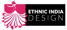 Ethnic India Design Logo
