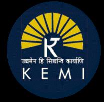 KEMI Jain University Logo