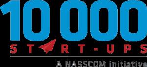 NASSCOM 10000 Startups Logo